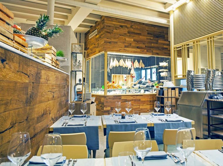 Saletta Fiore Ristorante di Cucina Flexiteriana a Roma