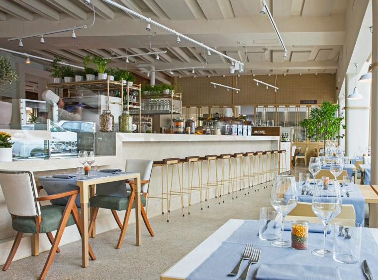 Il locale - Fiore Ristorante di Cucina Flexiteriana a Roma