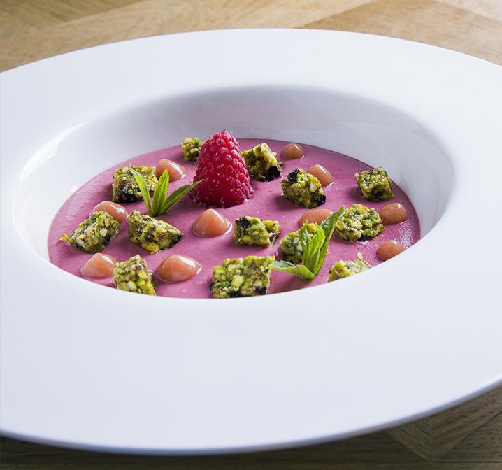 Immagine del dolce Cremoso alle fragole
